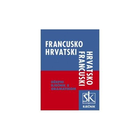 Francusko-hrvatski, hrvatsko-francuski džepni rječnik s gramatikom