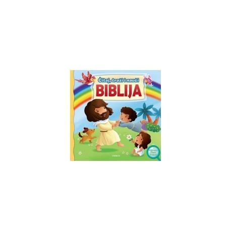 Čitaj, traži i nauči Biblija