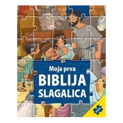 MOJA PRVA BIBLIJA - slagalica