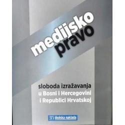 MEDIJSKO PRAVO  - sloboda izražavanja u Bosni i Hercegovini i Republici Hrvatskoj