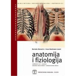 ANATOMIJA I FIZIOLOGIJA, udžbenik za 1. razred srednje medicinske i zdravstvene škole