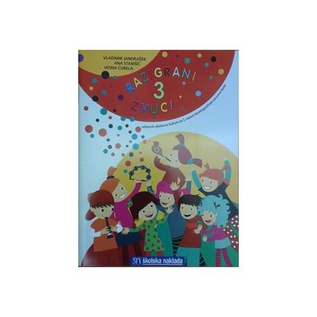 Razigrani zvuci 3 udžbenik