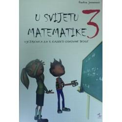 U svijetu matematike 3 vježbanica