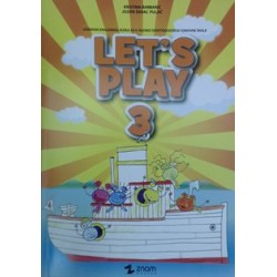 LET'S PLAY 3 UDŽBENIK