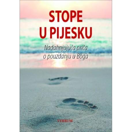 STOPE U PJESKU