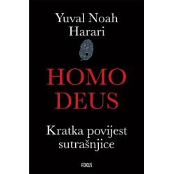 HOMO DEUS - Kratka povijest sutrašnjice