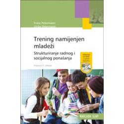 Trening namijenjen mladeži - Strukturiranje radnog i socijalnog ponašanja + CD