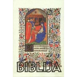 BIBLIJA, STARI I NOVI ZAVJET