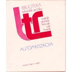 AUTOMATIZACIJA - BIBLIOTEKA TEHNIČKIH RJEČNIKA