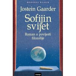 SOFIJIN SVIJET - roman o povijesti filozofije