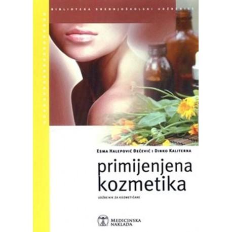 PRIMIJENJENA KOZMETIKA - udžbenik za kozmetičare
