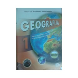 Geografija 1 radna bilježnica