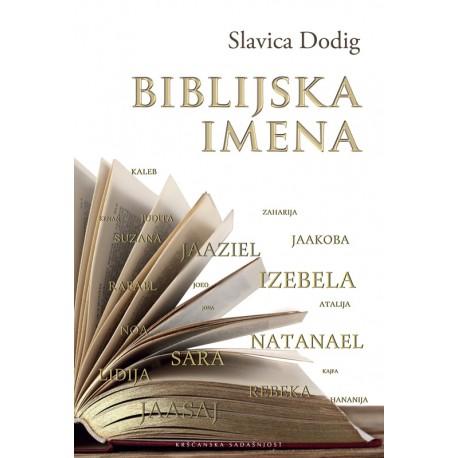 BIBLIJSKA IMENA