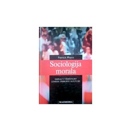 SOCIOLOGIJA MORALA