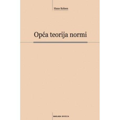 OPĆA TEORIJA NORMI