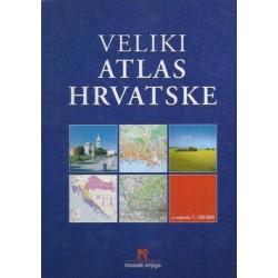 VELIKI ATLAS HRVATSKE