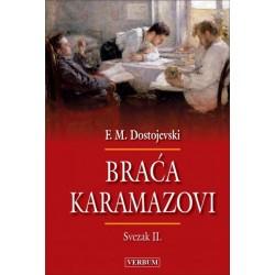 BRAĆA KARAMAZOVI (svezak II.)