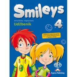 SMILEYS 4 UDŽBENIK