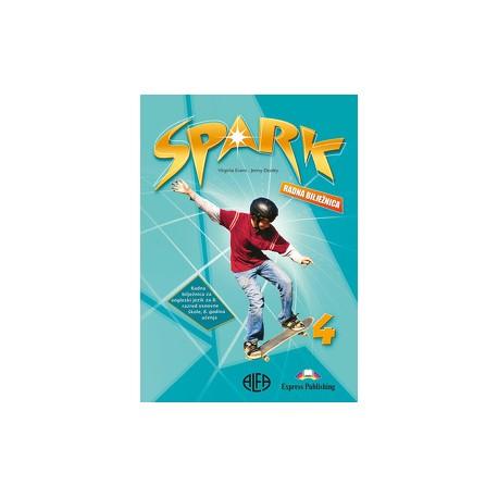 Spark 9 radna bilježnica engleskog jezika