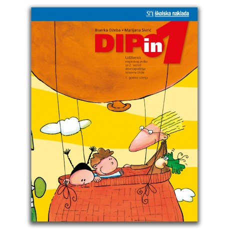 DIP in 1 udžbenik