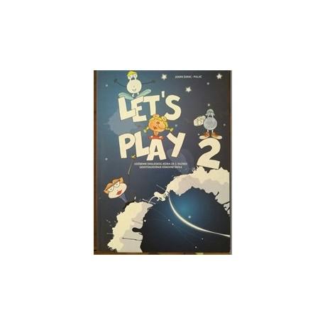 LET'S PLAY 2 UDŽBENIK