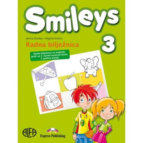SMILES 3 RADNA BILJEŽNICA