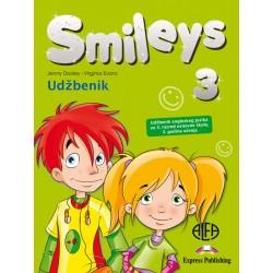 SMILEYS 3 UDŽBENIK
