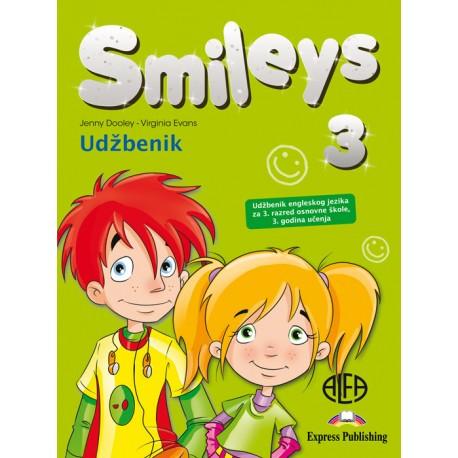 SMILES 3 UDŽBENIK