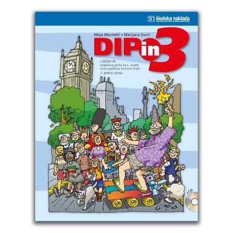 DIP in 3 udžbenik