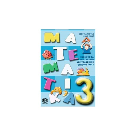 Matematika 3 udžbenik