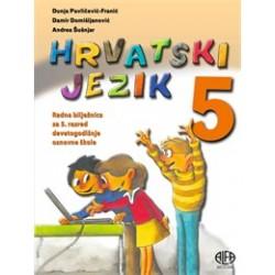 HRVATSKI JEZIK 5 RADNA BILJEŽNICA