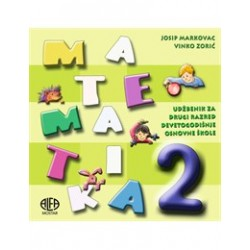 Matematika 2 udžbenik