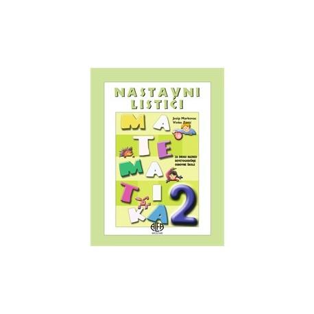 Matematika 2 nastavni listići