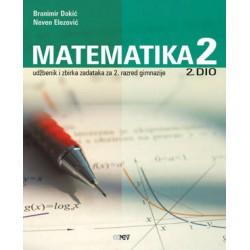 Matematika 2 gimnazija udžbenik i zbirka zadataka 2 dio