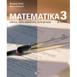 Matematika 3 udžbenik i zbirka zadataka 2 dio