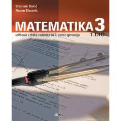 Matematika 3 udžbenik i zbirka zadataka 1 dio