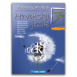 HRVATSKI JEZIK 7 RADNA BILJEŽNICA
