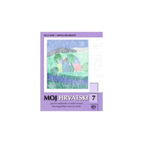 Moj hrvatski 7 udžbenik