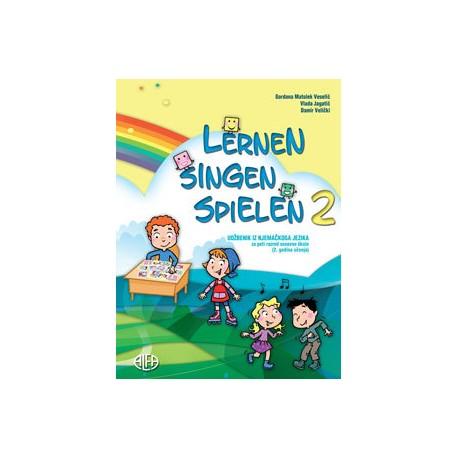 Lernen singen spielen 2 udžbenik