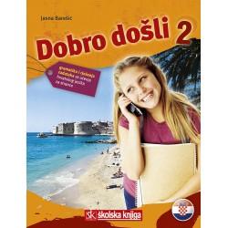 DOBRO DOŠLI 2 - gramatika i rješenja zadataka za učenje hrvatskoga jezika za strance