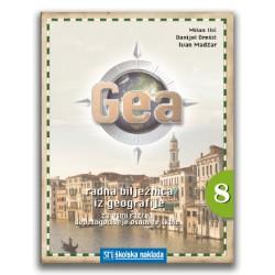 Gea 8 radna bilježnica