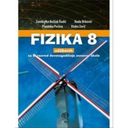 Fizika 8 ALFA udžbenik