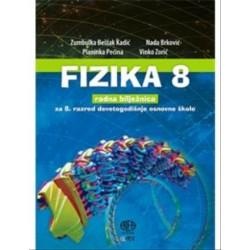 Fizika 8 radna bilježnica ALFA