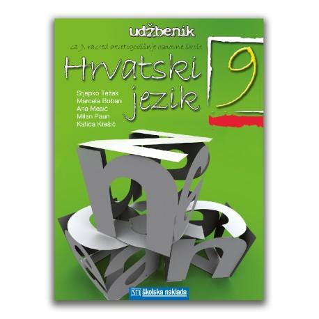 Hrvatski jezik 9 udžbenik