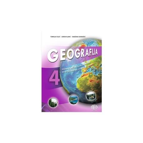 Geografija 4 radna bilježnica Alfa