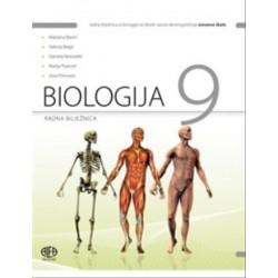 BIOLOGIJA 9 RADNA BILJEŽNICA (Naklada Alfa)