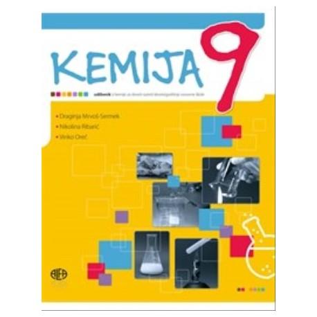 Kemija 9 udžbenik Alfa