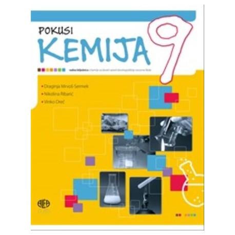 Kemija 9 radna bilježnica Alfa