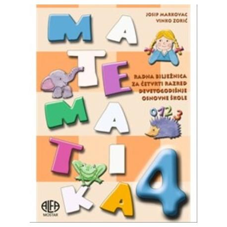 Matematika 4 radna bilježnica
