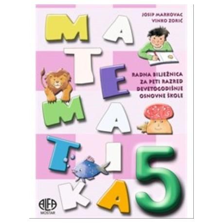 Matematika 5 radna bilježnica
